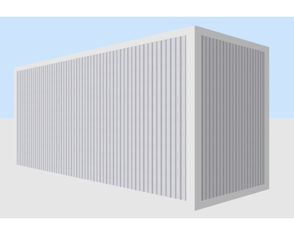 Container Individual Lager modular